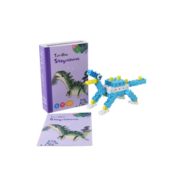TORI-MINI BOOK Dinosaur series <br>Stegosaurus