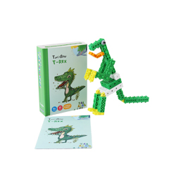 TORI-MINI BOOK Dinosaur series <br>T-REX